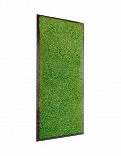 Jardín vertical de musgo